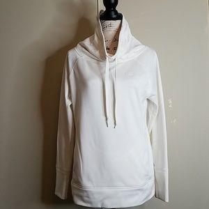 Champion Duofold Warm Ctrl cowl neck sweatshirt